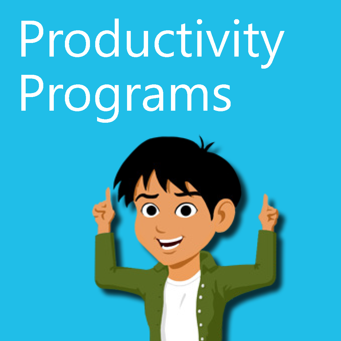 Module 1: Introduction to Productivity Programs